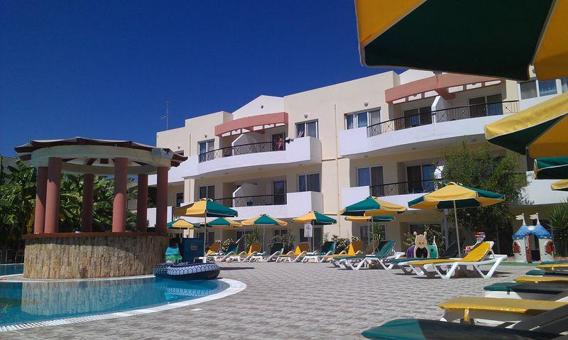 Appartement Pelopas Resort