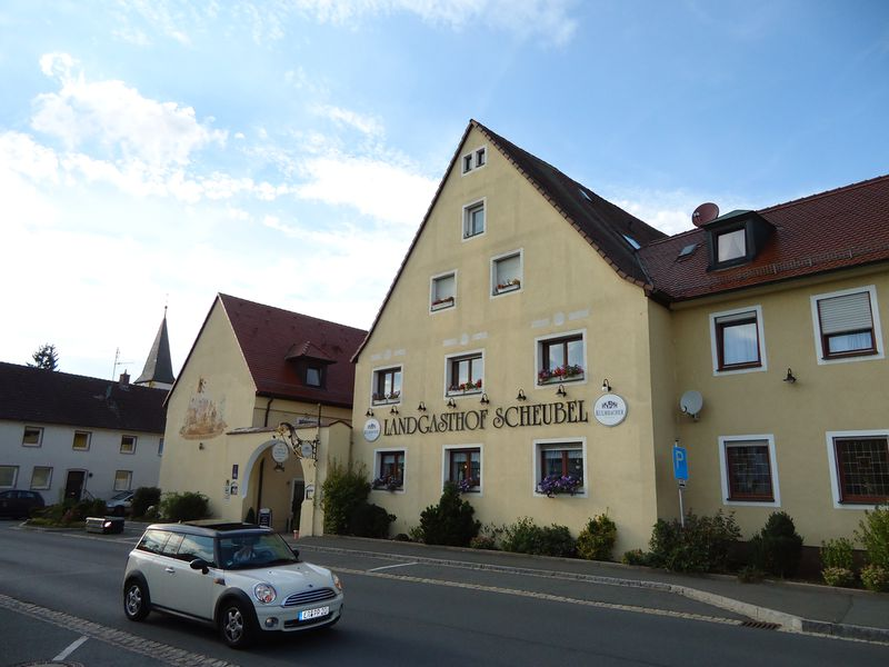 Hotel Landgasthof Scheubel