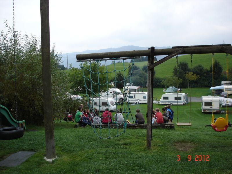 Camping Gerbe