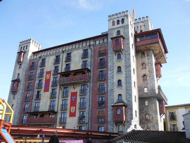 Hotel Europa-park El Andaluz & Castillo Alcazar