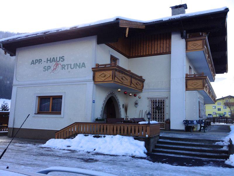 Appartement Haus Sportuna