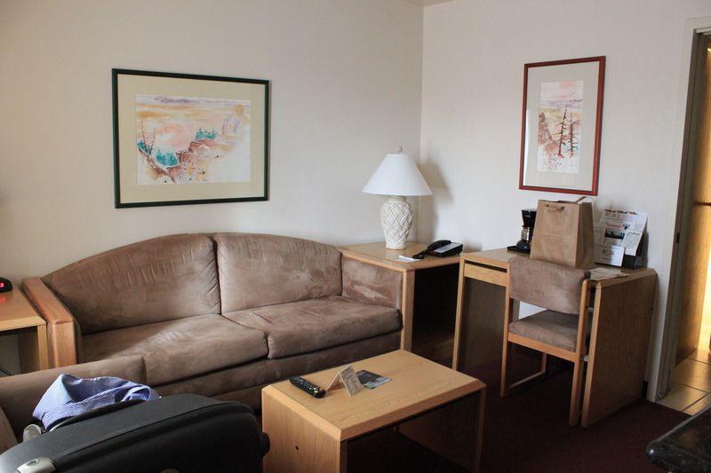 Hotel Canyon Plaza Quality Inn