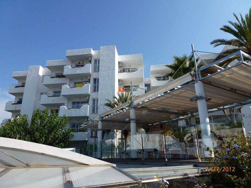 Appartement Ferrera Beach