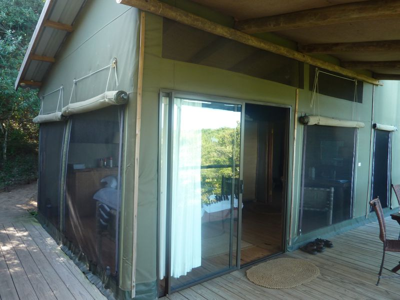 Vakantiepark Rocktail Beach Camp
