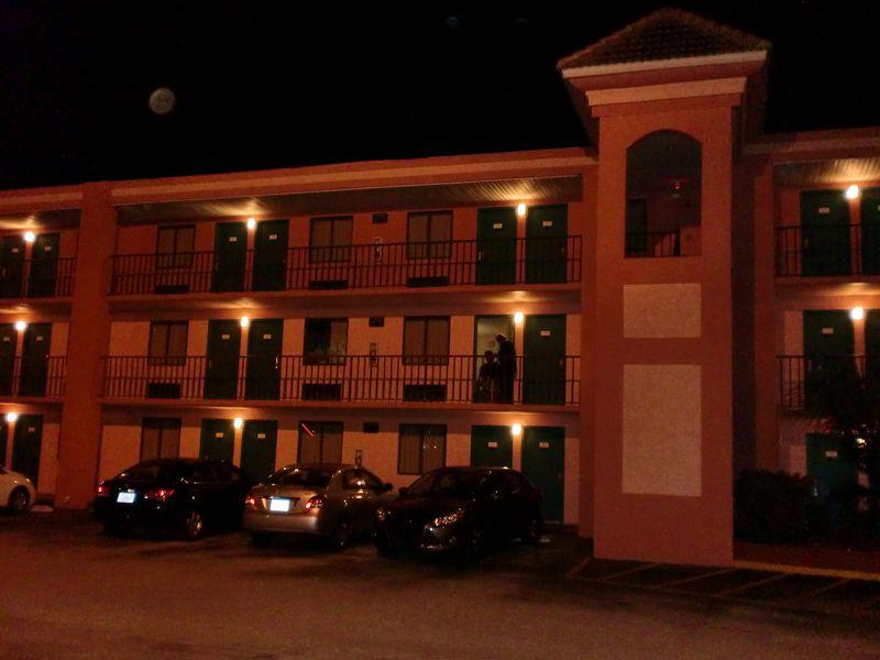 Hotel Quality Inn Continental Plaza