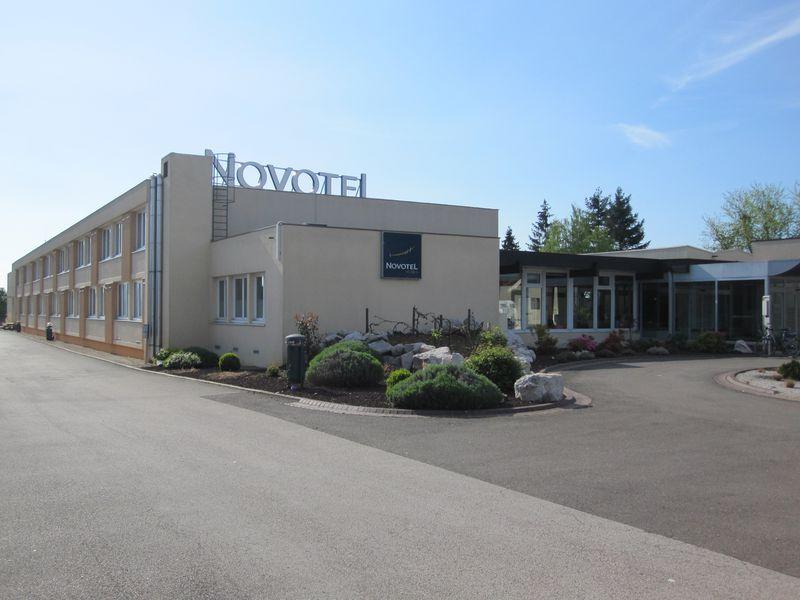 Hotel Novotel Dijon Sud
