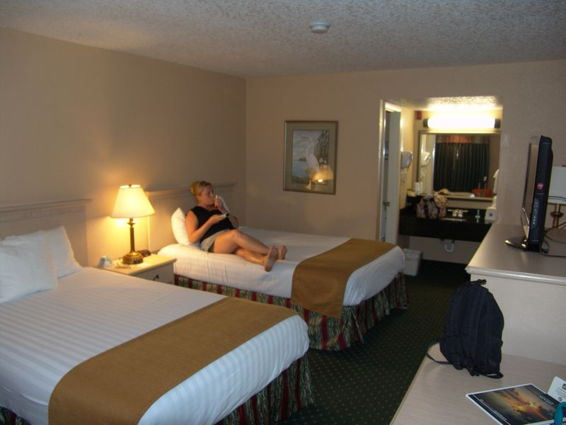 Hotel Best Western Space Shuttle Inn