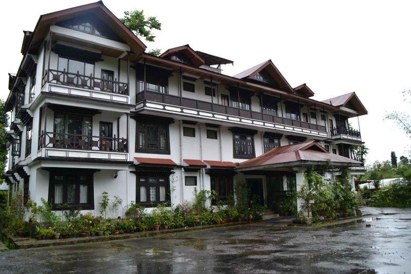 Hotel Tashigang Resort
