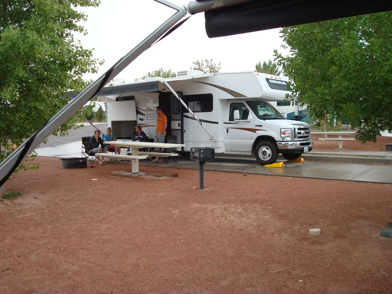 Camping Wahweap Campground & RV