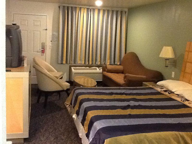 Hotel Econo Lodge Portland