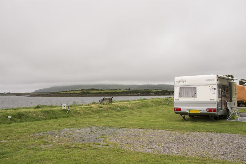Camping Mannix Point Camping & Caravan Park Kerry