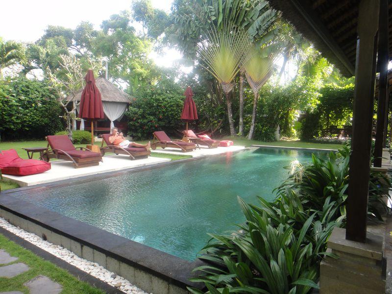 Bed and Breakfast Villa Blubambu