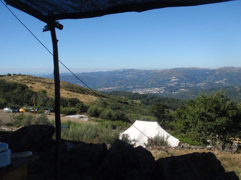 Camping Quinta Rural (Farm Stay & Mountain Glamping)