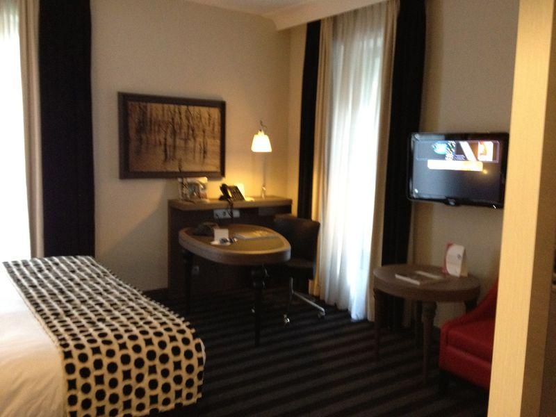 Hotel Crowne Plaza Liege