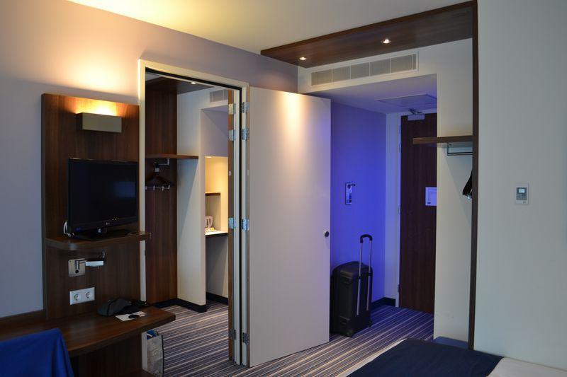 Hotel Holiday Inn Express Rotterdam Central Station