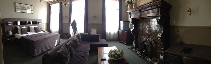 Hotel De Bourgondier