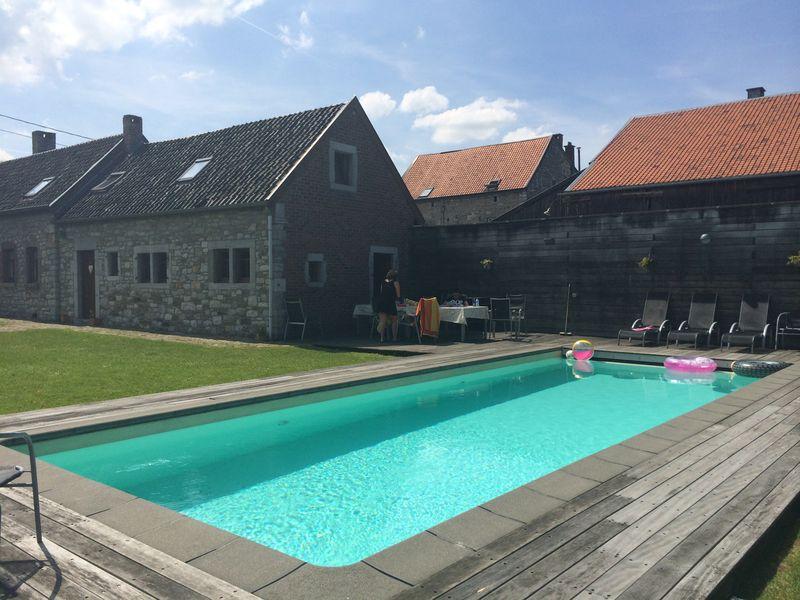 Vakantiehuis Le Vieux Goé