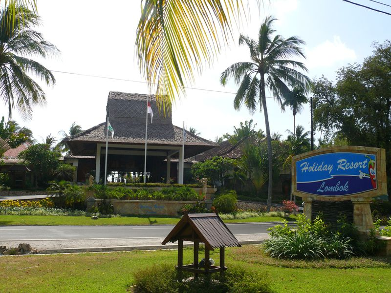 Hotel Holiday Resort Lombok