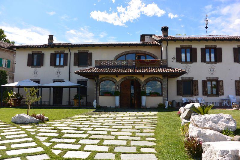 Hotel Agriturismo Montegualdone