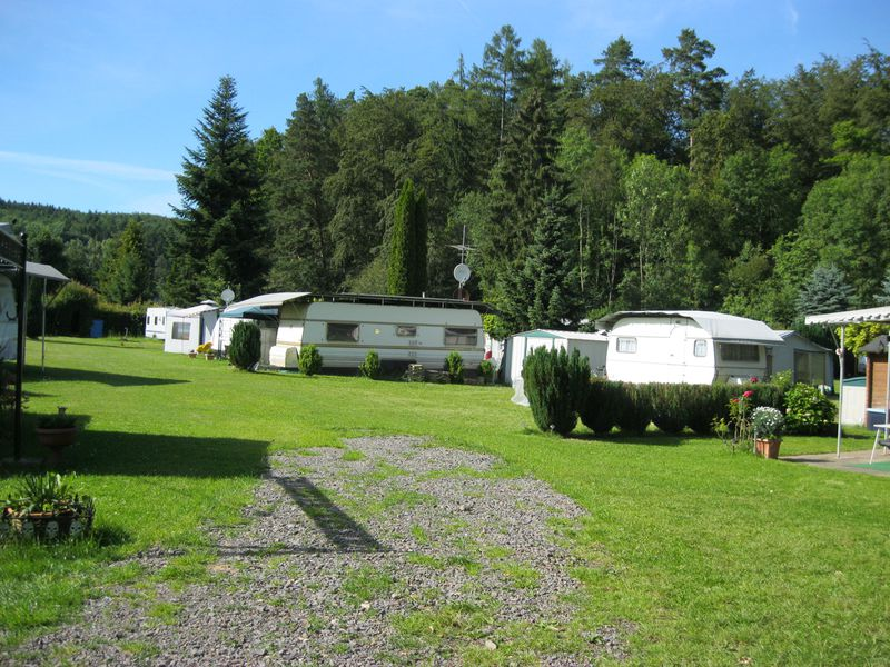 Camping Caravanpark Laubach