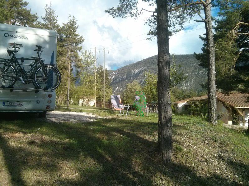 Camping Le Haut Chandelalar - Centre Naturiste