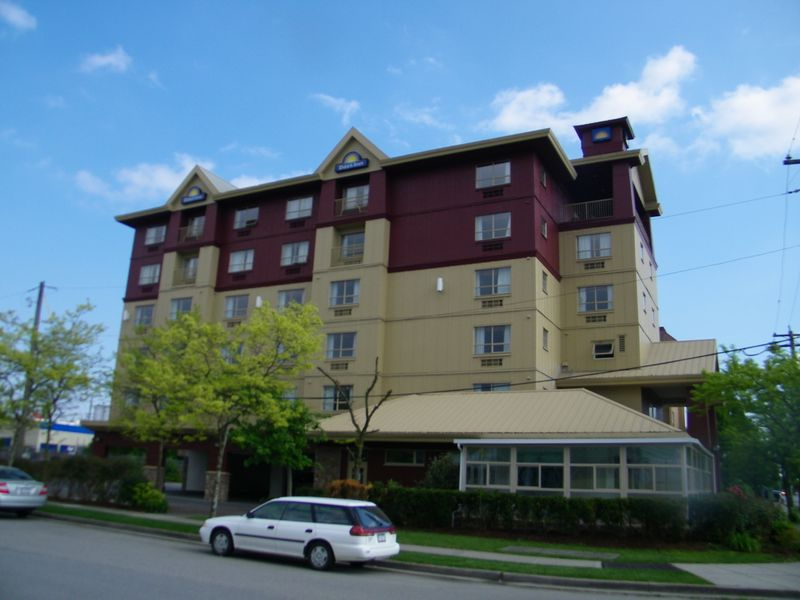 Hotel Days Inn Vancouver Airport