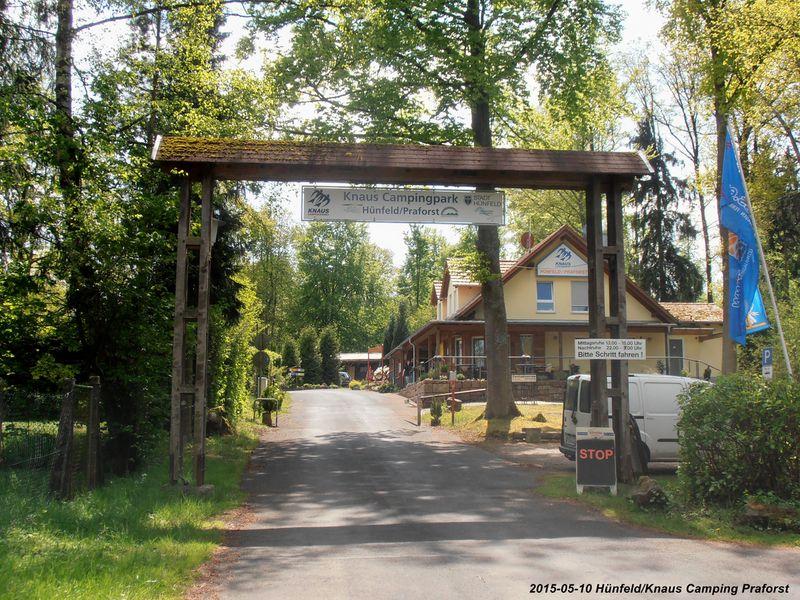 Camping Knaus Campingpark Hünfeld - Praforst