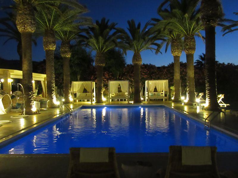 Hotel Drossia Palms Apartments