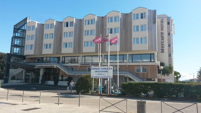 Hotel Mercure La Rochelle Vieux Port Sud