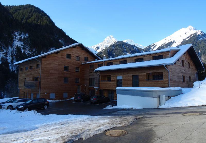 Aparthotel Appart Gastauer