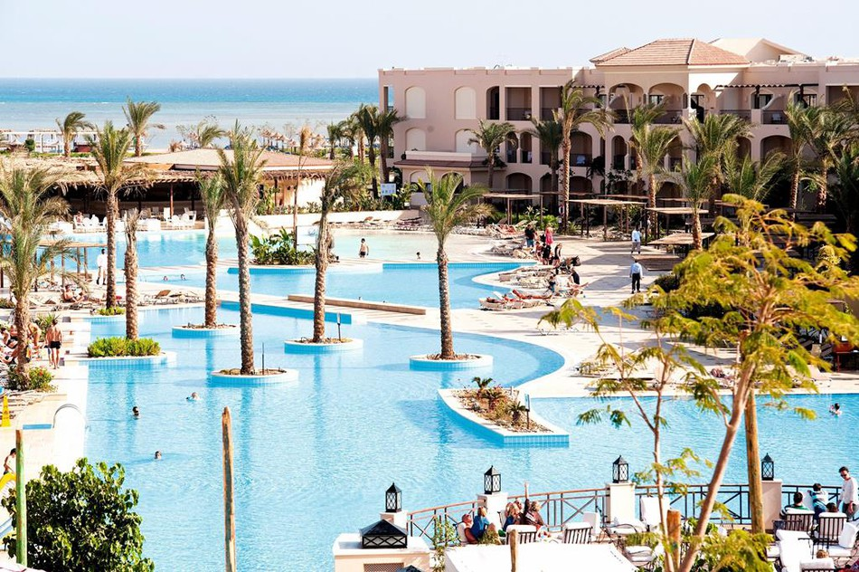 Jaz Aquamarine Resort beste hotels egypte