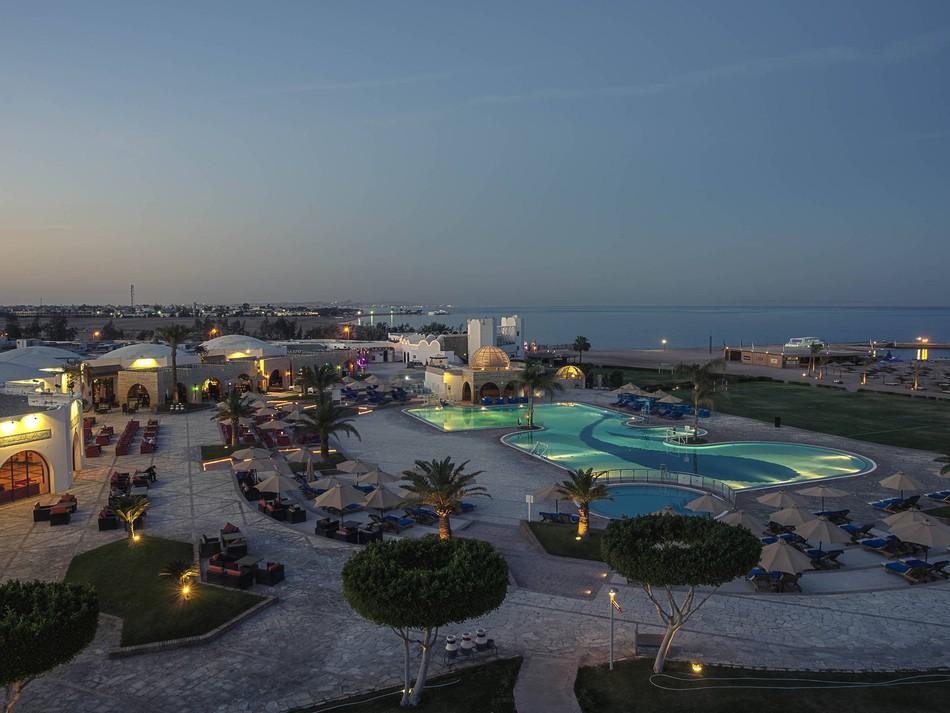 Mercure Hurghada beste hotels Egypte